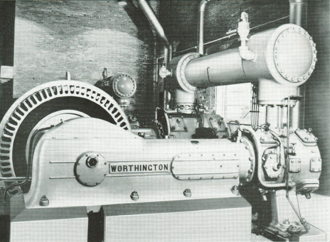 Duplex Two-Stage Feather Valve Compressor